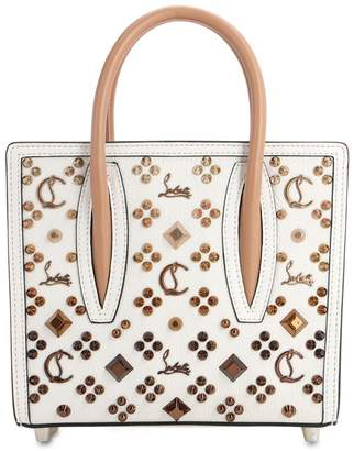 Christian Louboutin Paloma Louby In The Sky Leather Bag