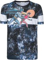 Iceberg Batman print T-shirt - men - Cotton - M