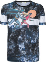 Iceberg Batman print T-shirt - men - Cotton - S