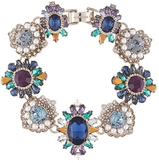 Marchesa Regal Affair bejewelled bracelet