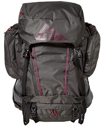 Kelty Coyote 60 (Asphalt/Blackout) Backpack Bags