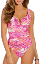 Miraclesuit Persian Garden Escape One-Piece Swimsuit