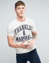 Franklin & Marshall Logo T-Shirt