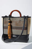 Anthropologie Marian Woven Tote Bag
