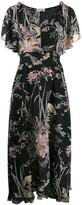 RED Valentino floral-print dress