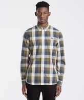 Fred Perry Wint Twill Gingham Shirt