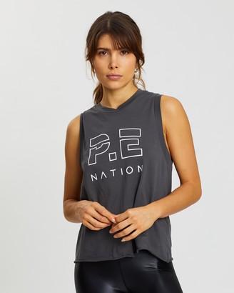 P.E Nation Shuffle Tank