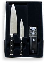 Bed Bath & Beyond Yaxell Damascus Gou Series 3-Piece Knife Set