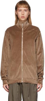Serapis Brown Partizan Sweater