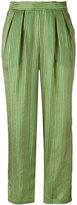 Mes Demoiselles 'Noah' trousers - women - Silk - 36
