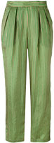 Mes Demoiselles 'Noah' trousers - women - Silk - 38