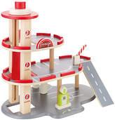 John Lewis 3 Tier Wooden Toy Garage Play Set