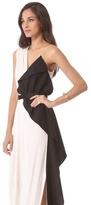 Vionnet Sleeveless Jersey Gown