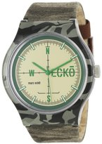 Ecko Unlimited Midsize E06509M1 Artifaks Camograph Watch