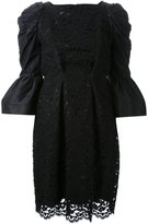 Dresscamp cocoon sleeve lace dress