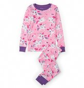 Hatley Girls Winged Unicorn Pajama PJ Set