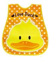 Kylin Express Baby Bib Best Home/Travel Bib Lovely Cartoon Design Soft,Waterproof duck
