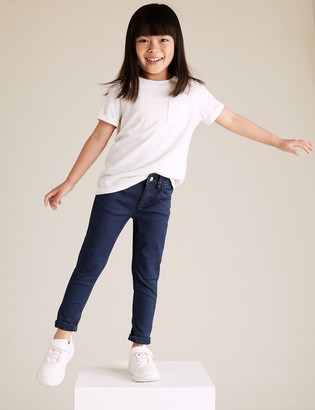 Marks and Spencer Super Skinny Jeans (2-7 Yrs)