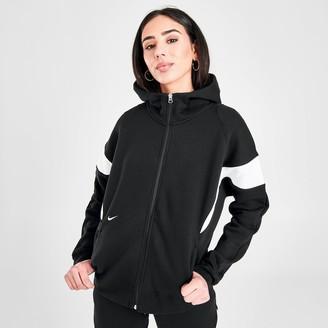 Nike Women's Sportswear Archive Remix Full-Zip Fleece Hoodie