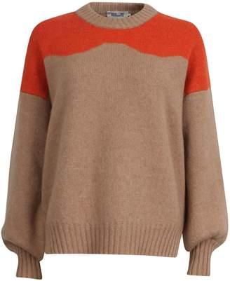 Baum und Pferdgarten Oversized-Fit Cirkeline Wool Blend Sweater