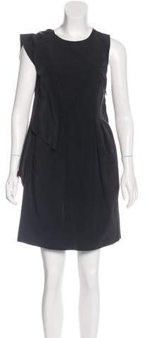 Lanvin Sleeveless Structured Dress w/ Tags