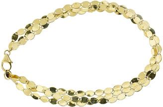 Lana Nude Multi-Strand Chain Bracelet in 14K Gold