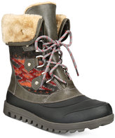 Bare Traps Yaegar Lace-Up Cold-Weather Booties