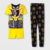Transformers Boys' 3pc Pajama Set - Yellow