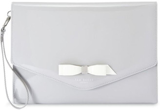 Ted Baker Bow Envelope Pouch