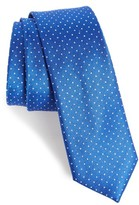 The Tie Bar Men's Mini Dots Silk Tie