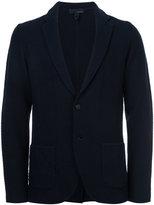 Lardini two-button blazer - men - Nylon/Wool/Alpaca - XS