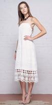 Greylin Shilla Lace Midi Dress