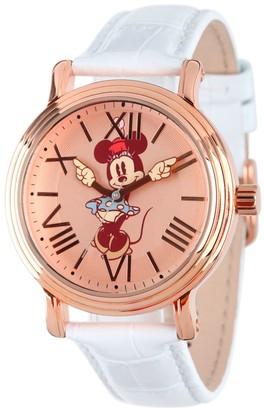 Disney Minnie Mouse Women's Vintage Watch