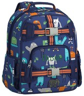 Pottery Barn Kids Pre-K Backpack, Mackenzie Navy Monster
