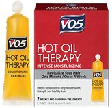 VO5 Alberto Hot Oil Intense Conditioning Treatment , 0.5 Ounce, 2-count Tubes (Pack of 3)