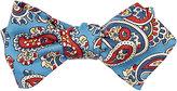 Drakes Drake's Men's Paisley Silk Bow Tie