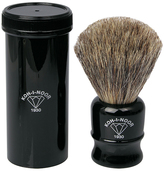 Koh-I-Noor Badger Bristle Travel Shaving Brush