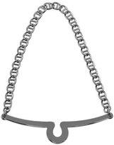 "Roundtree & Yorke S"" Link Tie Chain"
