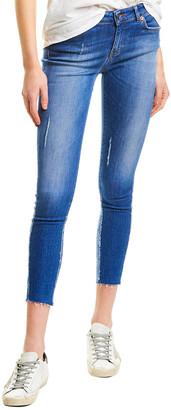 IRO Candy Blue Skinny Leg