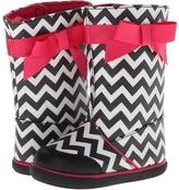 Baby Deer Chevron Boot Girls Shoes
