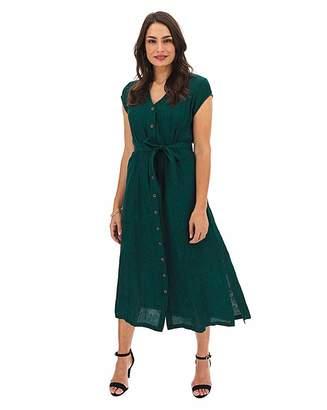Joe Browns Marisota Rich Jacqaurd Dress