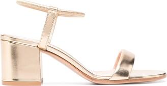 Gianvito Rossi Nikki mid-heel sandals