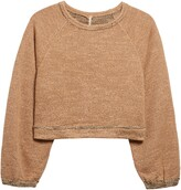 Free People Jade Crop Sweater