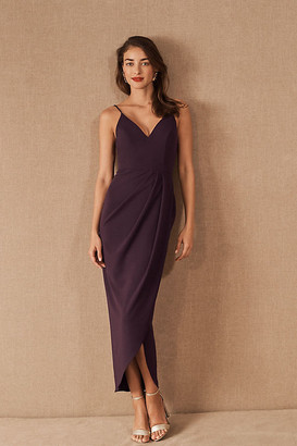 BHLDN Caron Dress By in Purple Size 12