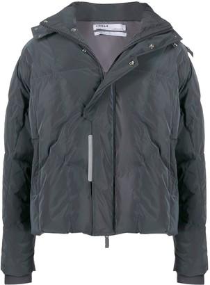 C2H4 High-Neck Padded Jacket