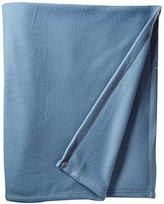 Martex Super Soft Fleece Twin Blanket, Blue