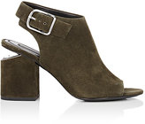 Alexander Wang Women's Nadia Slingback Sandals-Green