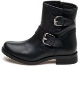 Steve Madden Cain Buckle Boot