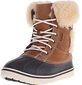 Crocs Women's AllCast Luxe Duck Boot