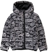 Little Eleven Paris Patson Marvel All Over Jacket